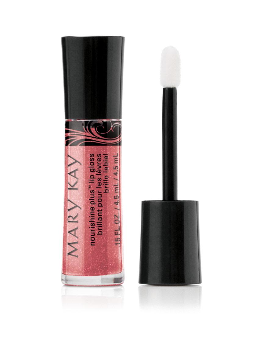 Mary Kay 174 Nourishine Plus Lip Gloss Pink Luster