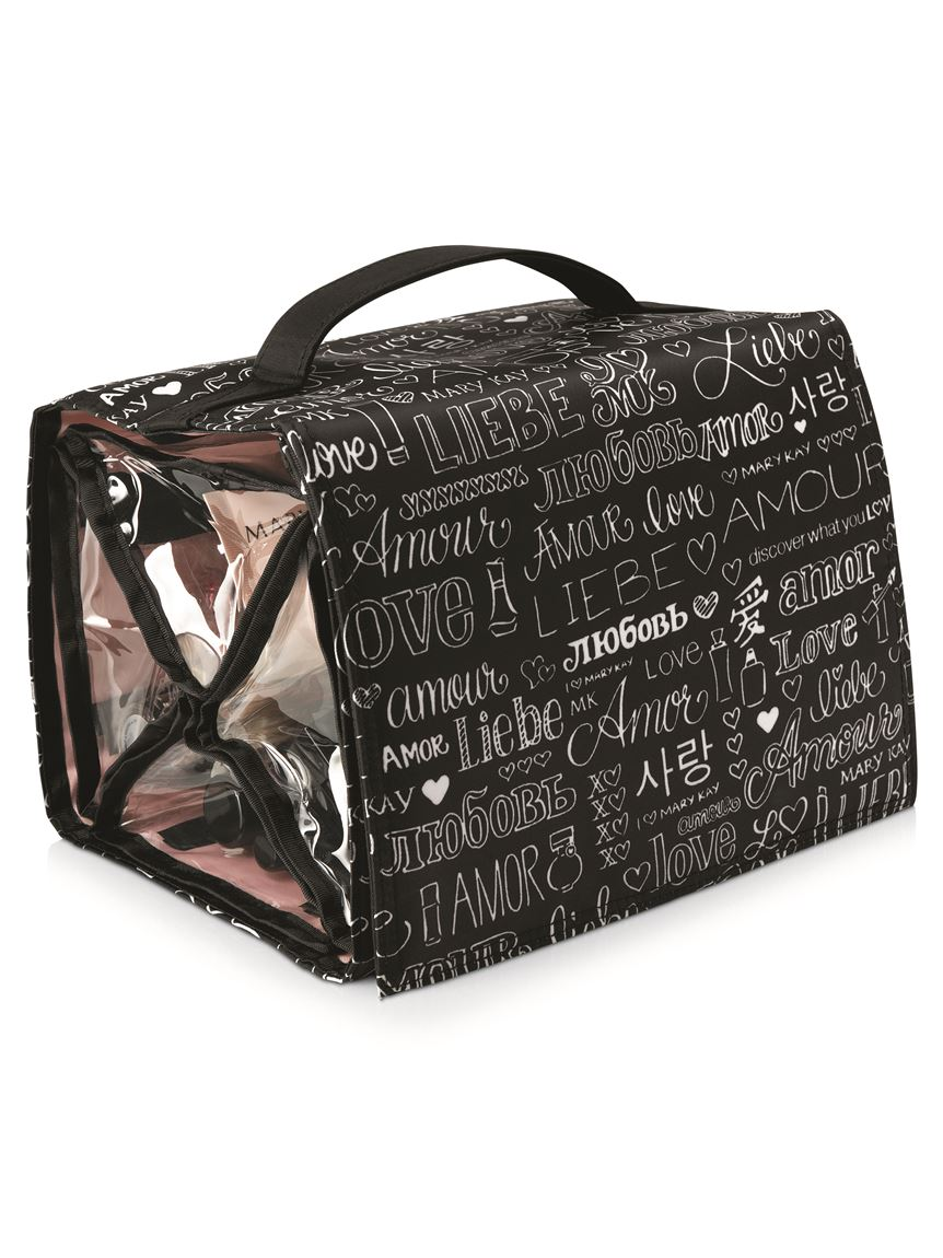 Discover What You Love Travel Roll Up Bag