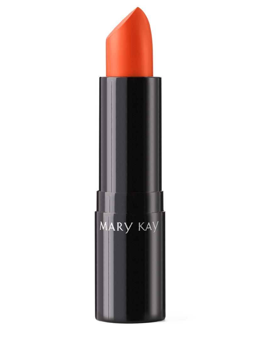 Lipstick orange new photo