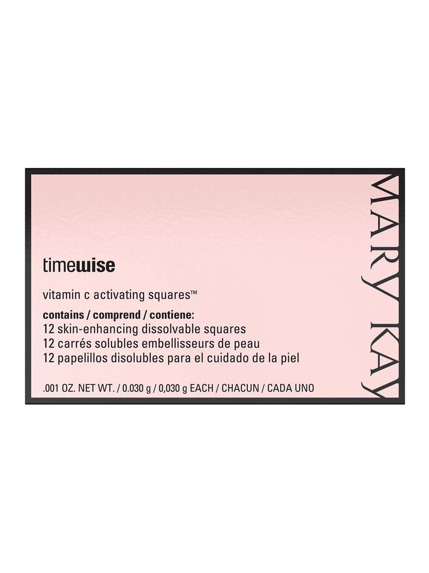 Mary Kay Anti Aging: Vitamina C Activating Squares™ Timewise®